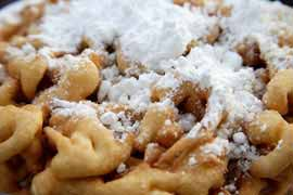 Save money making Homemade Funnel Cakes!