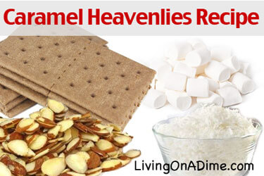 Caramel Heavenlies Cookie Recipe
