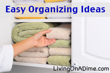 Easy Organizing Ideas And Secrets Of The Organized