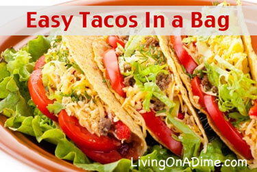 Easy Tacos in a Bag Recipe