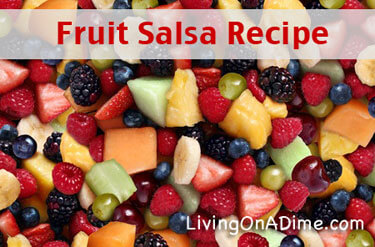 Fruit Salsa Recipe