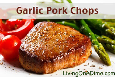 Garlic Pork Chops Recipe