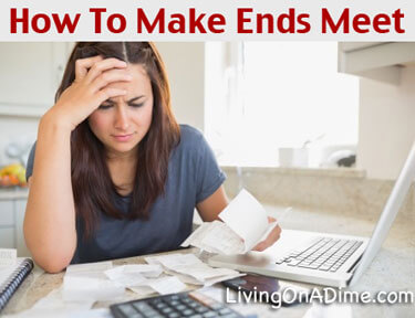 How to Make Ends Meet