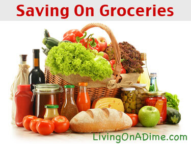 Saving on Groceries By Making Do