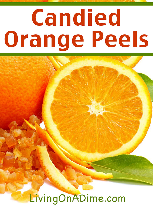 how to make orange peel