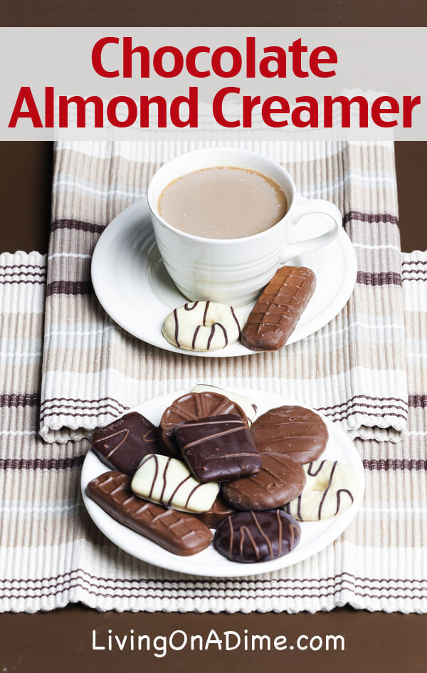 Chocolate Almond Creamer Recipe