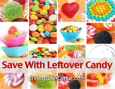Save Using Leftover Halloween Candy