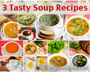 Easy And Tasty Soup Recipes