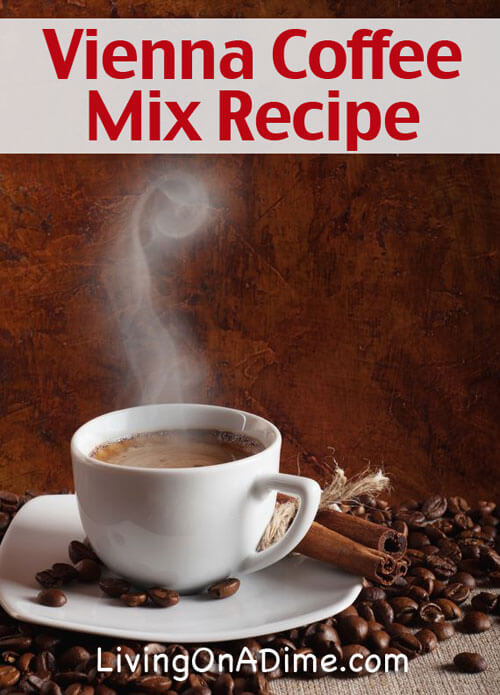 Vienna Coffee Mix Recipe