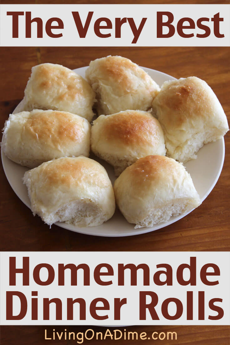 If you like the dinner rolls at the Texas Roadhouse restaurants, you'll love this best dinner rolls recipe! These taste just like Texas Roadhouse Rolls!