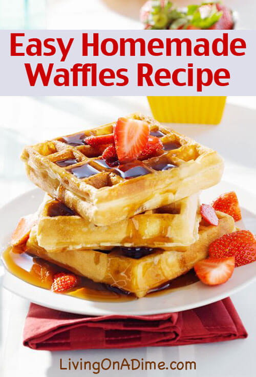 A collection of Waffle recipes with ratings and reviews from people who have made them. This collection includes recipes for standard and Belgian waffle makers. These waffles range from the easy and reliable to the fancy and even wildly inventive.