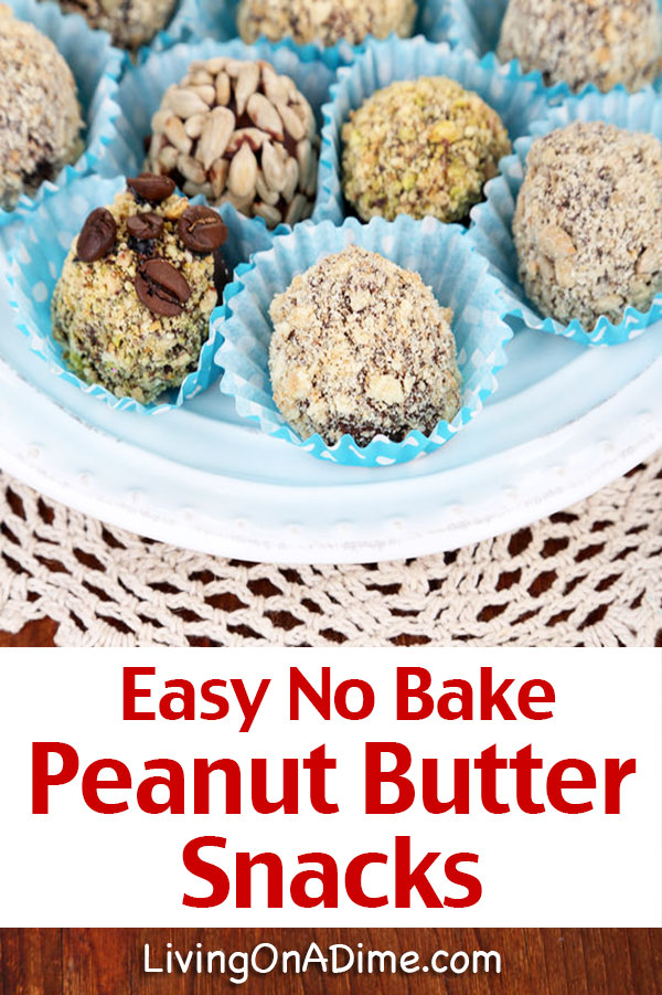 28 best easy treats to make with peanut butter peanut