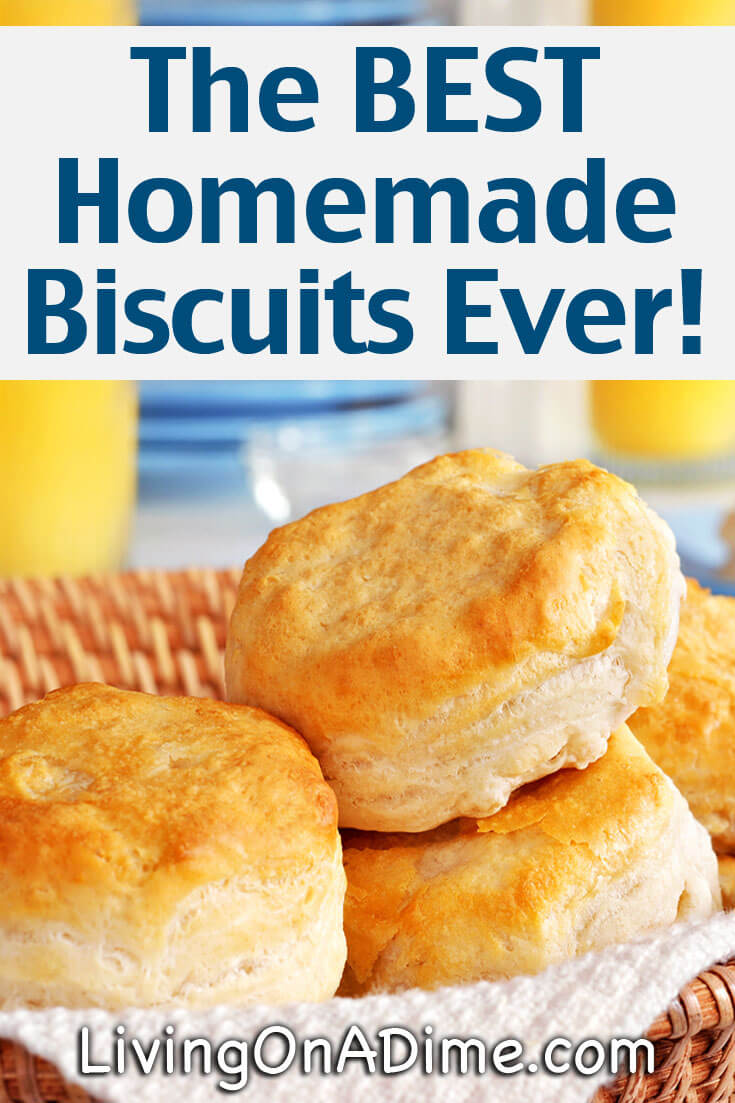 Poppy's Homemade Biscuits Recipe - Popeye's Biscuits