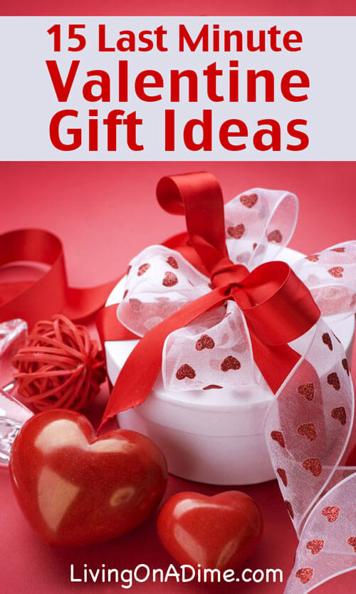 Last Minute Valentine\'s Day Gift Ideas
