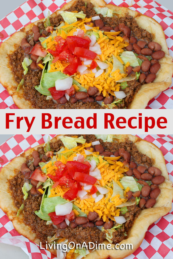 Navajo Fry Bread Recipe Living On A Dime To Grow Rich