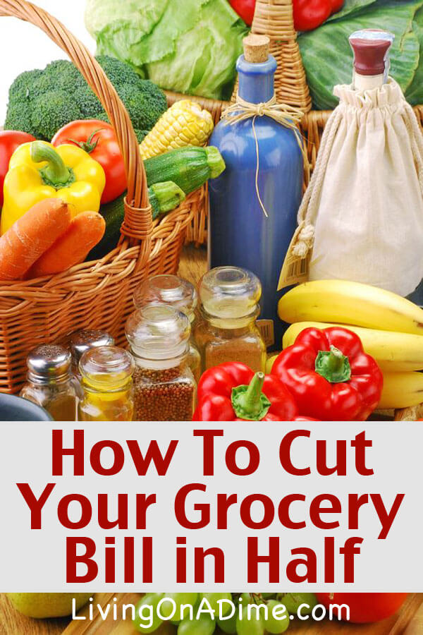 Save Money In The Kitchen - Easy And Painless Ways To Save on Groceries