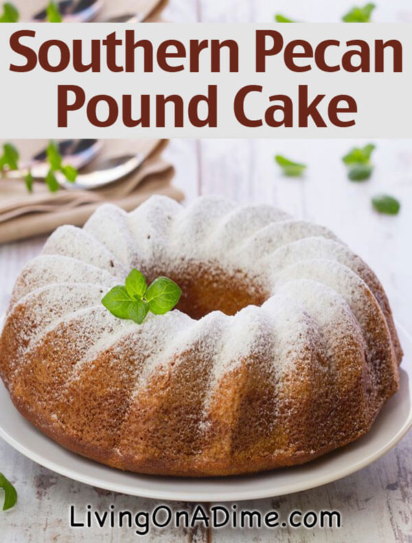 Southern Living Butter Pound Cake