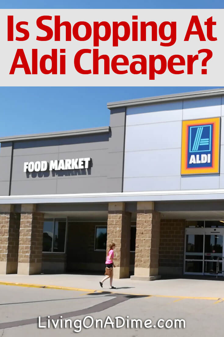 Is Aldi Cheaper? Aldi stores are wonderful little supermarkets that can really help you save money on your food bill. These tips will help you shop and save at Aldis!