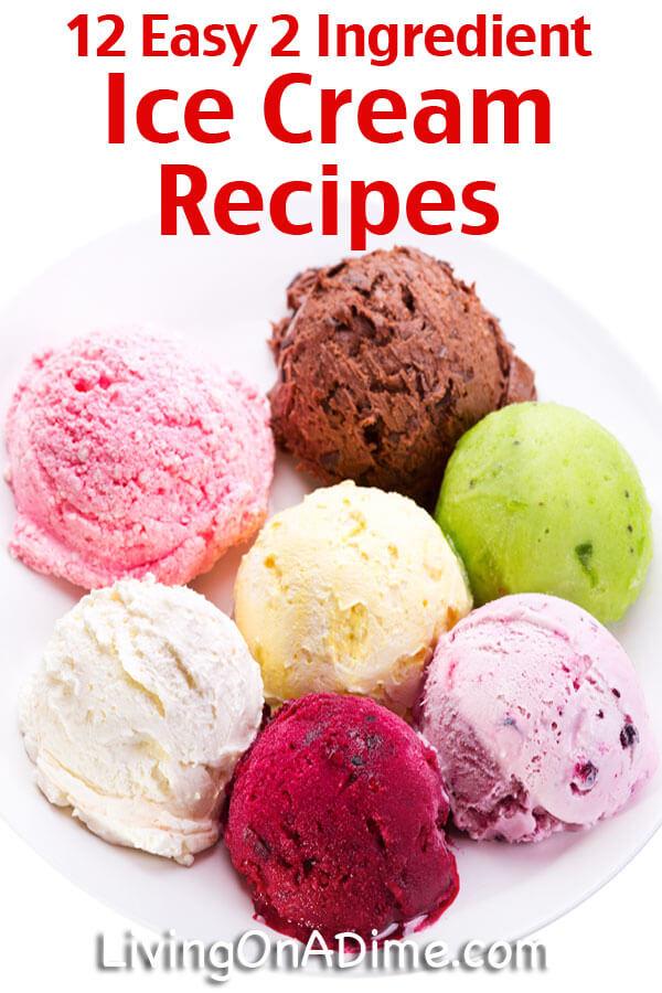 vanilla recipe with machine