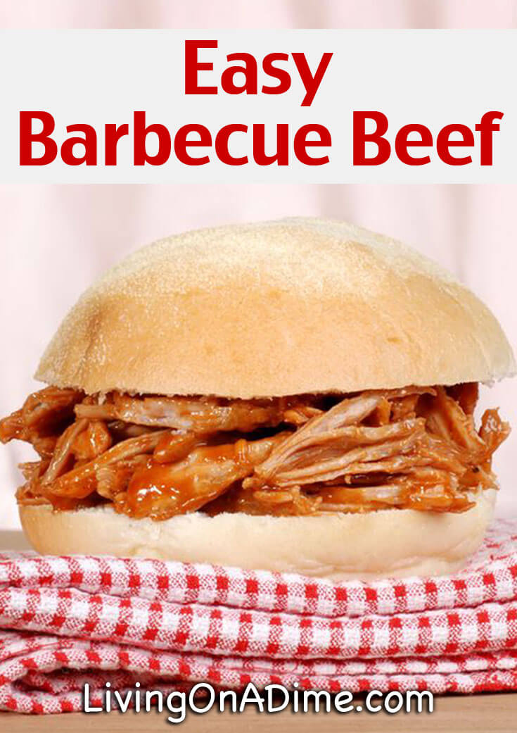 10 Ways To Use Leftover Roast Beef - Easy Barbecue Beef Recipe