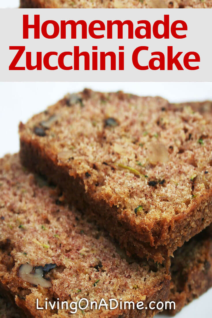 Zucchini is one of the most prolific garden plants! These easy zucchini recipes will help you save money and give you lots of delicious ways to prepare it! My favorite is the homemade zucchini cake recipe!