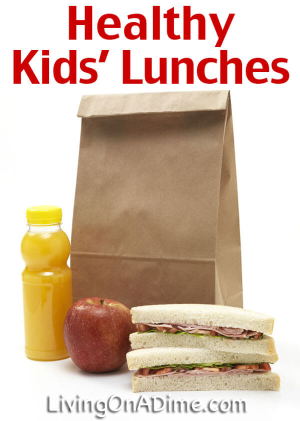 Healthy Kids Lunches