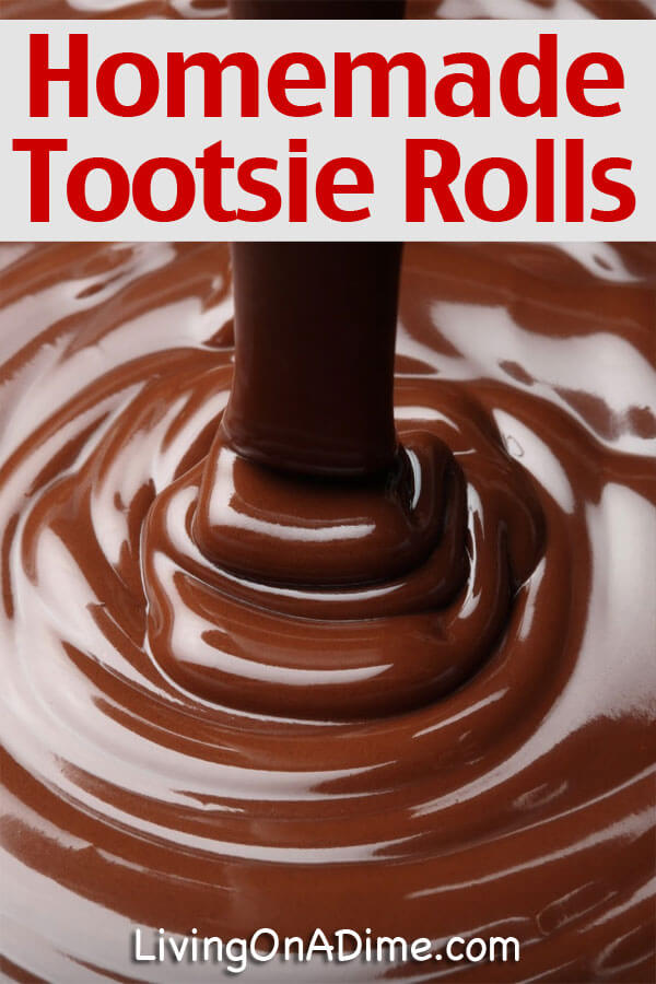 4 Ingredient Homemade Tootsie Rolls Recipe