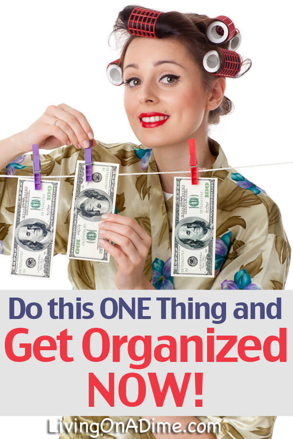 How Getting Dressed Can TOTALLY Change Your LIFE! Do This ONE Thing And Get Organized NOW!