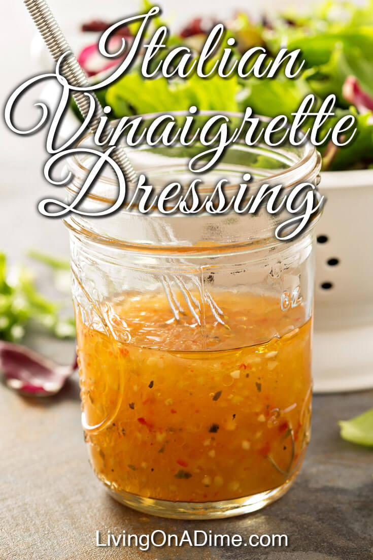 Homemade Salad Dressing Recipes Living On A Dime To Grow