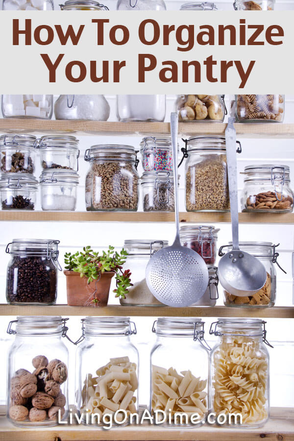 Food Pantry Design Ideas