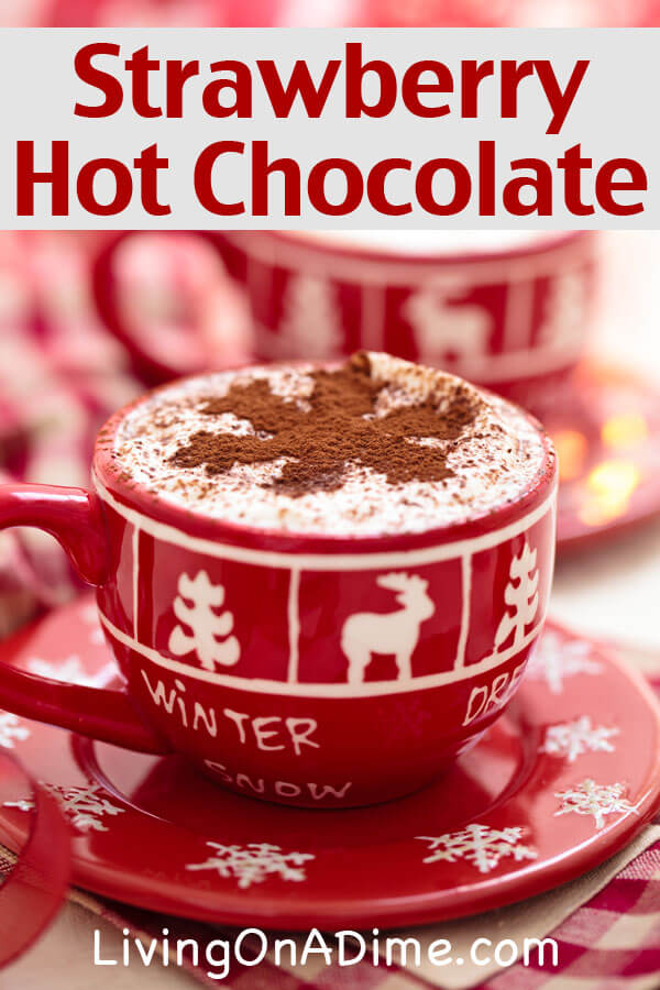 White Hot Chocolate Mix Amazon