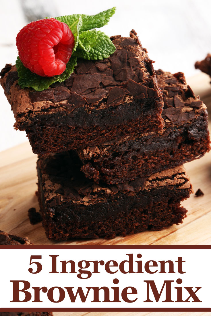 This tasty homemade fudge brownies recipe makes delicious and easy homemade brownies you can make using ingredients you already have at home! The kids love them and we also often make them as a special thank you gift when someone does something nice for us and we want to let them know how much we appreciate it!