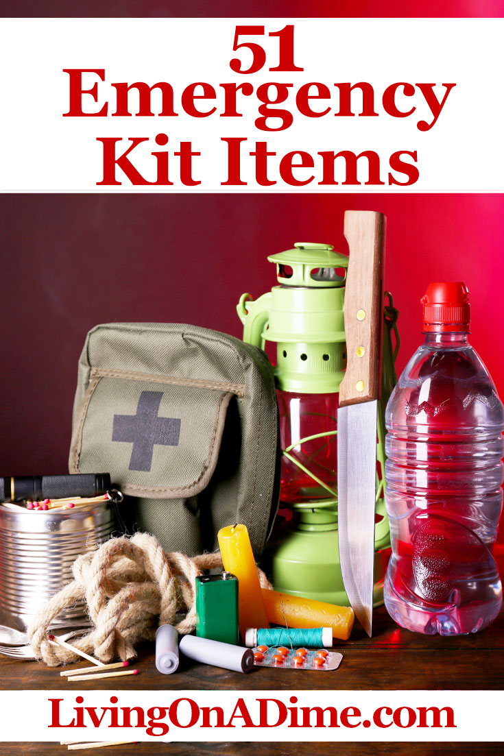 It's a good idea to keep an emergency kit for home to be ready for unexpected emergencies. Weather emergencies, natural disasters and civil unrest are some examples of times when a survival kit can be a critical tool. Here are some emergency kit items you definitely want to include!