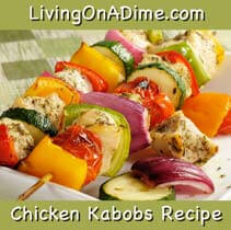 chicken kabobs recipe