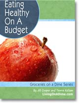 Eating Healthy On A Budget e-Book