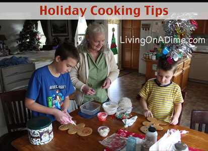 Holiday Cooking Tips