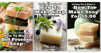 How To Make Soap e-Course
