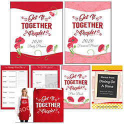 Tawra's Get It Together Planner And More GIFT SET!