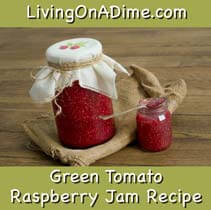 mock raspberry jam recipe