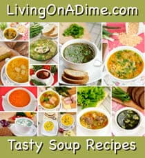 Tasty Homemade Soup Recipes