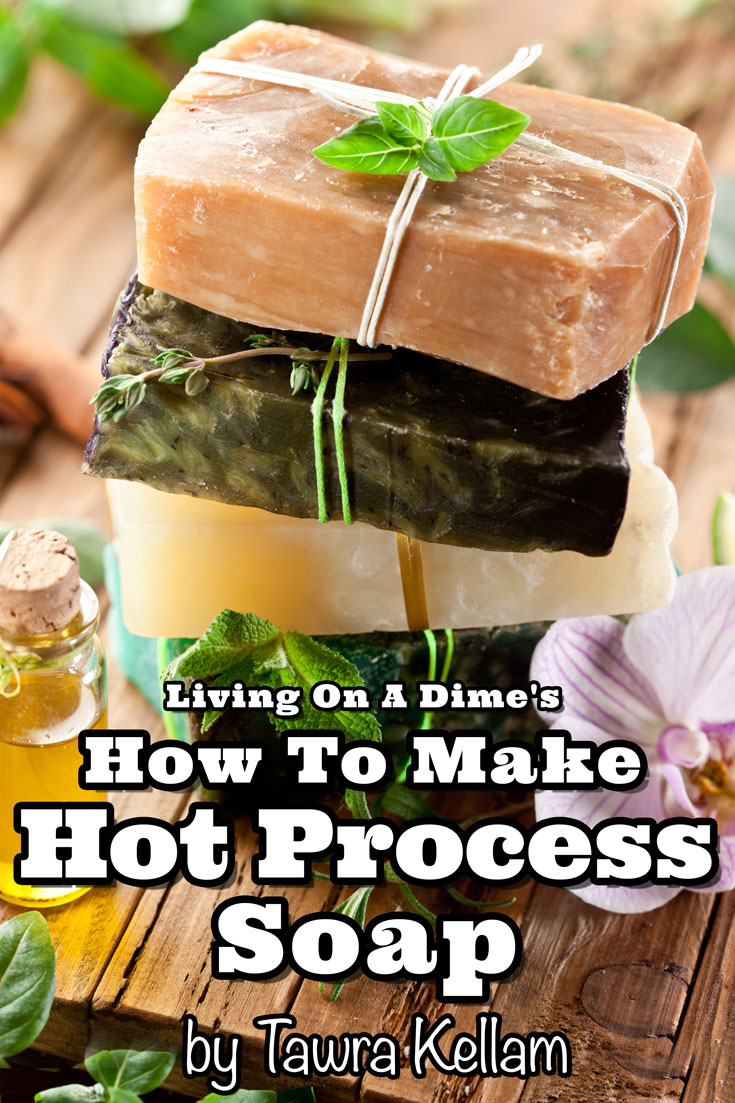 You can learn how to make soap easily in your own home in just a few short minutes. This e-book about how to make hot proces soap is part of our how to make soap for beginners e-course, which you can use to feel confident in your ability to make luxurious homemade soap! You'll learn step by step how to make soap and why you don't need to be afraid to use lye! This How To Make Soap For Beginners e-course makes it easy!