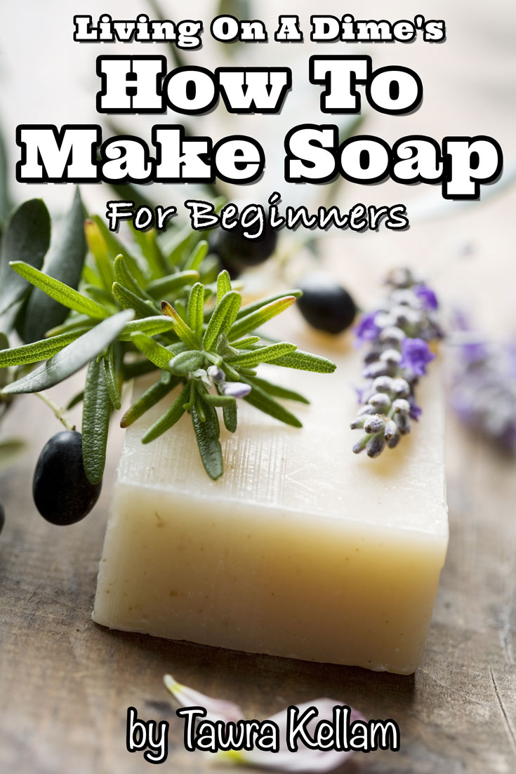 This How To Make Soap For Beginners e-course makes it easy to make homemade soap in just a few short minutes and you don't need to be afraid to use lye! If you'd like to learn how to make soap, this e-course makes it super easy with easy recipes, e-book information and super easy step by step video instructions!