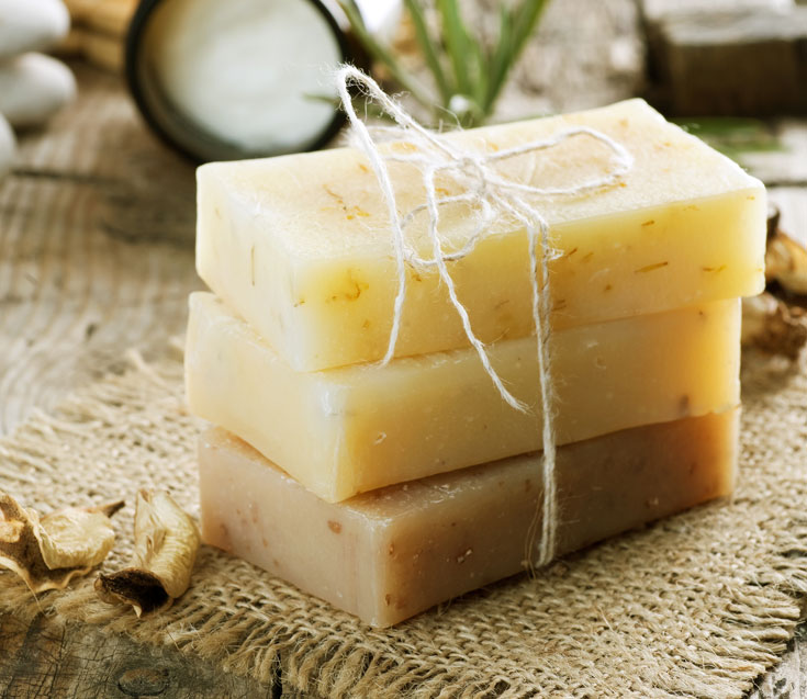 This How To Make Soap For Beginners e-course makes it easy for you to learn how to make soap at home! You'll learn everything you need to know, along with recipes and videos showing you the step by step process to make luxurious handmade soap yourself at home!