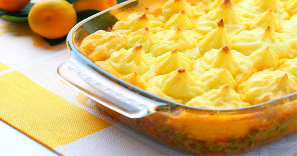 Easy shepherds pie recipe cottage pie living on a dime forumfinder Images