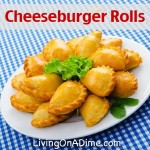 Cheeseburger Rolls Recipe