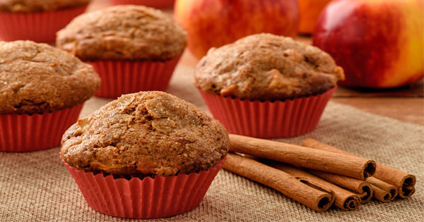 Homemade Apple Cinnamon Muffins Mix