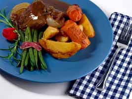 slow cooked roast recipe