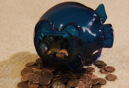 bluepiggybank