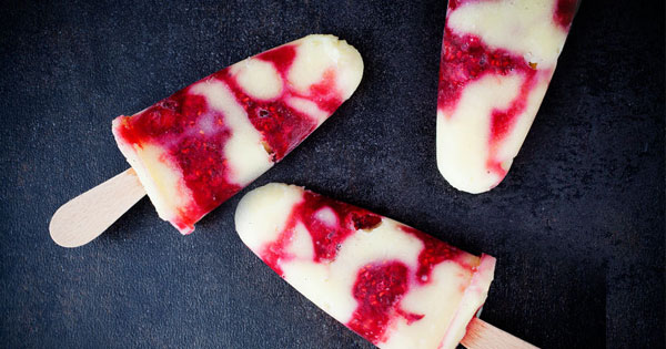 Easy 2 Ingredient Homemade Pudding Pops Recipe