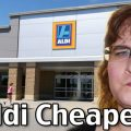 Is Aldi Cheaper? Aldi Stores Can Save You Money!